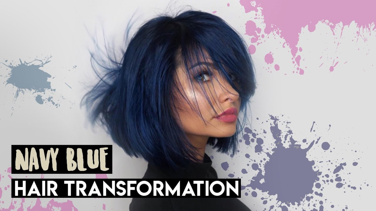 List Of Synonyms And Antonyms Of The Word Navy Blue Hair
