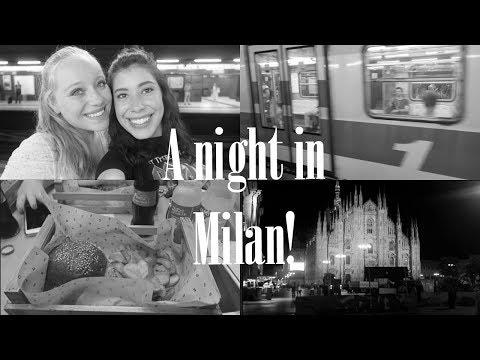 Vegan Burgers In Milan, Italy     VLOG