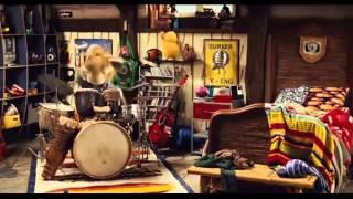 Conejo baterista Hope rebelde sin pascua