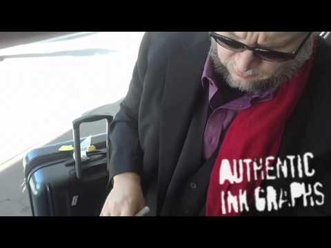 Guillermo Del Toro Autographs