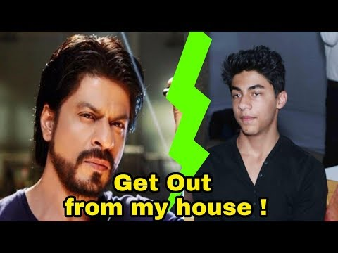 Thumbnail: Oops ! Sharukh khan asked elder son Aryan Khan to get out from his house|Big fight