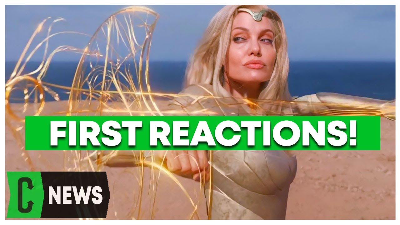 'Eternals' reactions: Read social media reviews for the new Marvel film