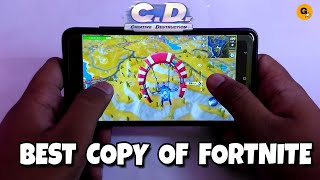 🔥Creative Destruction🔥 Best Fortnite clone For android || creative Destruction android download ||