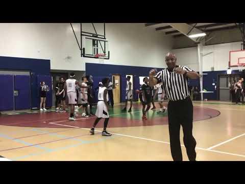 Charlotte Elite Academy vs Phoenix Montessori Academy 2nd half