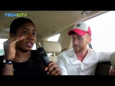 TechCity tours with Uber in Lagos