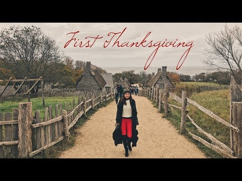 The First Thanksgiving | PLYMOUTH & CAPE COD | USA | A Special VLOG for the Indigenous People