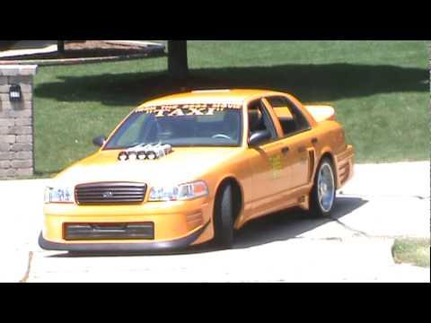 Taxi Movie Car Burnout Queen Latifah Jimmy Fallon Movie