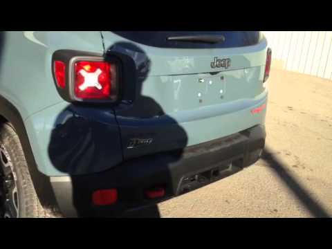 2016 Jeep Renegade Trailhawk Trailer Tow Package, Heated ...