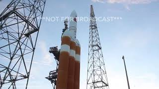 08-11-18 Cape Canaveral Air Force Station, FL  - Parker Solar Probe Delta IV Heavy Rocket