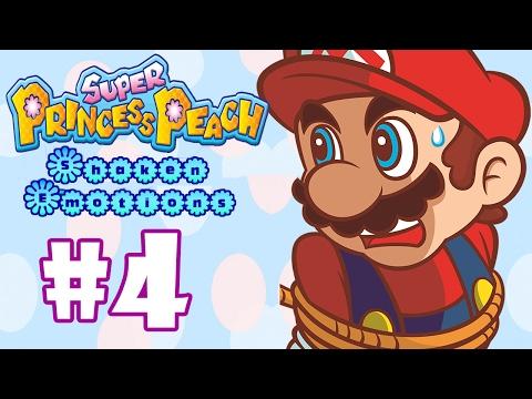 SUPER PRINCESS PEACH #4 - PATO ARANHA