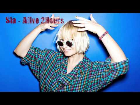 Sia   Alive 2Hours