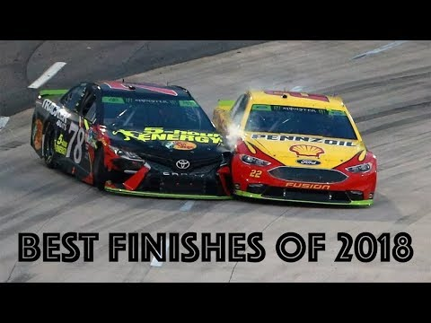 7 Best Finishes In The 2018 NASCAR Cup Season
