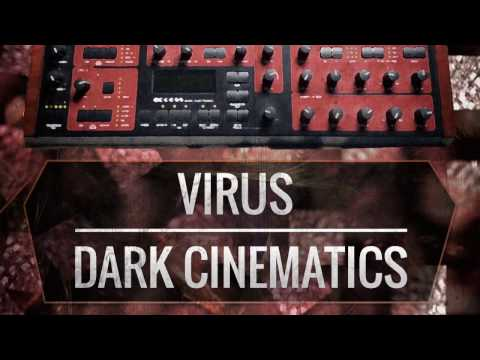 Access Virus Dark Cinematics Synthmorph
