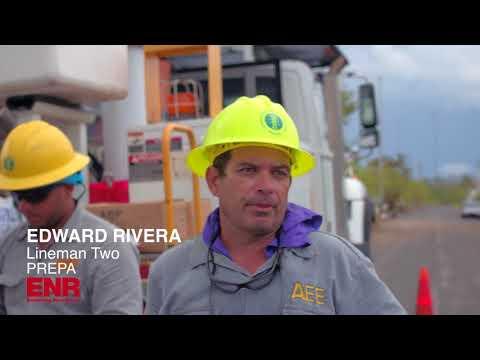 Rebuilding Puerto Rican Infrastructure