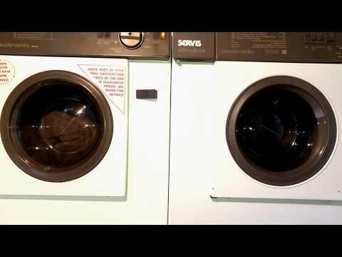 Wash Race : Servis 308 VS 308S Colourfast Cottons & Linens 60 (2/2)