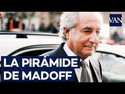 La Pirámide De Madoff, El Mayor Estafador De La Historia