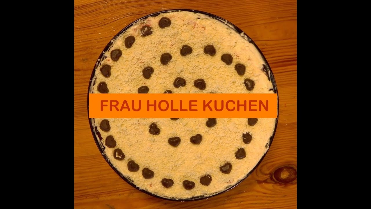Frau Holle Kuchen Tutorial Flash Online Youtube