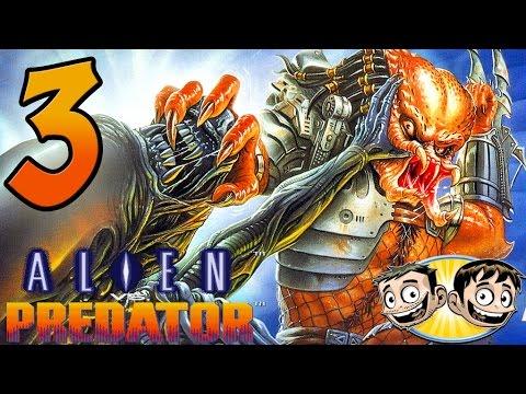 Alien Vs. Predator Arcade Game - PART 3 - Master of the Pen 15 Club - BroBrahs