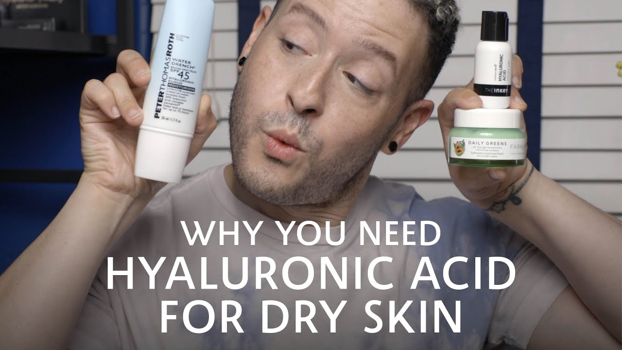 Why You Need Hyaluronic Acid for Dry Skin | Sephora
