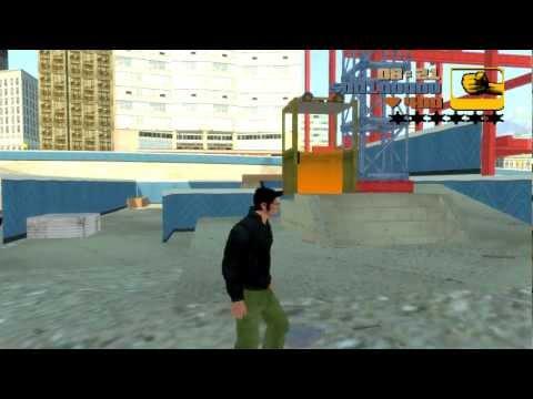 GTA 3 Rage Classic - construction lift demo