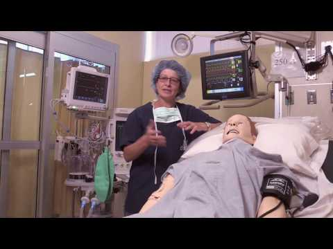 Inside the OR: Simulation for Nurse Anesthetist Students