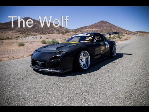 Aaron Parker's Wolf RX7