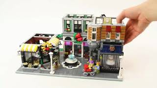 LEPIN 15019 ASSEMBLY SQUARE CREATOR