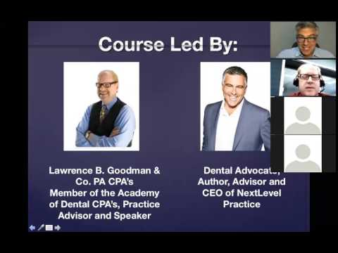Gary Kadi and David Goodman: Corporate Competition in Dentistry