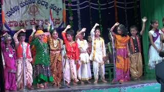 MMVS School Day 2017 - Indian Dresses 1