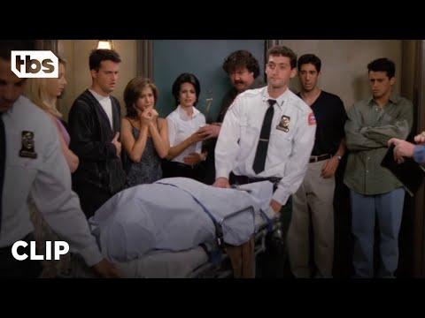 Friends: Mr. Heckles Dies (Season 2 Clip)   TBS