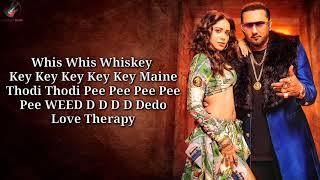 Saiyaan Ji Lyrics Yo Yo Honey Singh, Neha Kakkar | Nushrratt Bharuccha | Lil G, Hommie D | Mihir G |