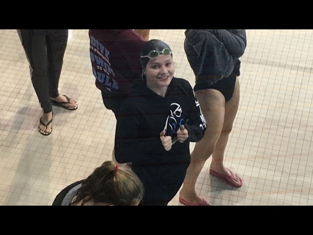 The OFSAA Swimming Experience 2019