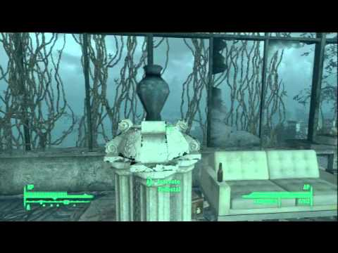 How to unlock the Chinese Secret Bunker On Fallout 3  Point LookOut Dlc