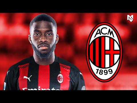 Fikayo Tomori 2021 - Welcome to Milan | Defensive Skills - HD