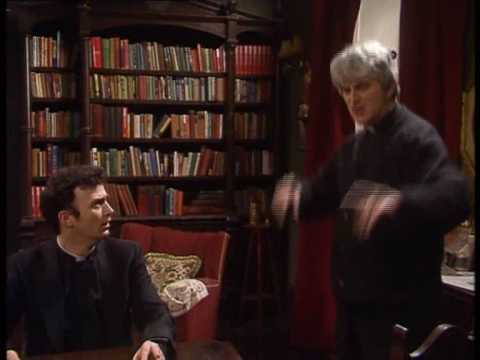 Father Ted Dances To The Shaft Theme