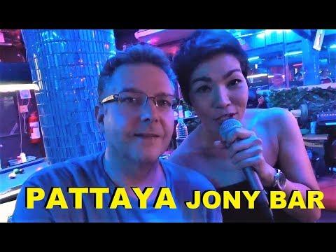 BEER BAR AND LIVE MUSIC PATTAYA - JONY BAR - SOI BUAKHAO
