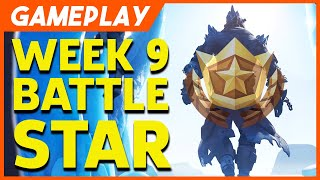 Fortnite Season 7 - Week 9 Secret Battle Star Location Guide