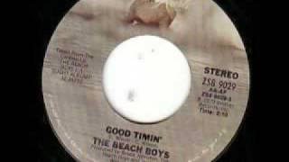 "BEACH BOYS - ""Good Timin"