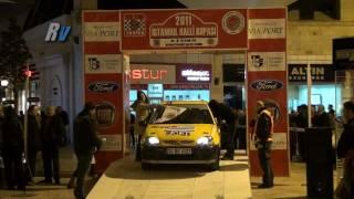 2011 İstanbul Ralli Kupası 2. Ayak / Tibet Celepgil - Gökhan Saraçoğlu / Citroen Saxo Video