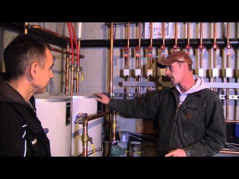 Custom Home Builder Tips - (Furnace & Radiant Heat (Part 1)) - Divak Developers
