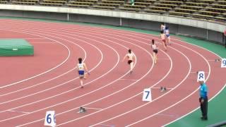 2015年度兵庫選手権 女子4×100mR