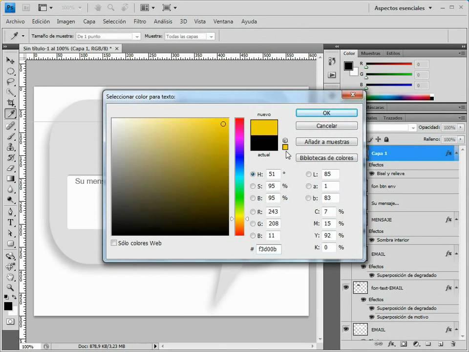 Como diseñar una plantilla web en photoshop y convertirla en html ...