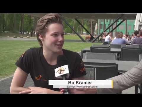 De Topsport Community op bezoek bij Sportcentrum Papendal