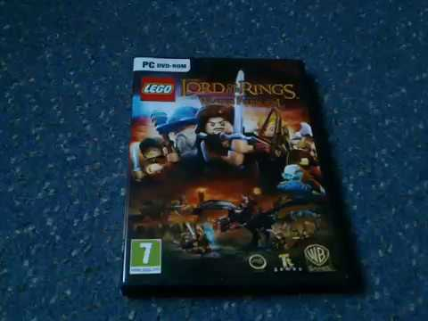 Unboxing Lego The Lord of the Rings W?adca Pier?cieni