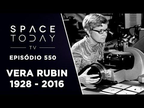 Vera Rubin (1928 - 2016) - Space Today TV Ep.550
