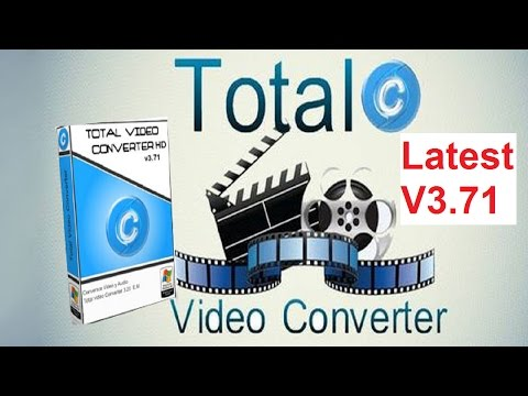 How to Setup Total Video Converter Software With Serial key | Download Total Video Converter Full