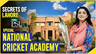 National Cricket Academy Museum | Secrets of Lahore
