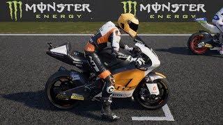 MotoGP 18 - NTS Moto 2 - Test Drive Gameplay (PC HD) [1080p60FPS]