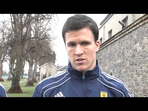 Stephen and Gary Caldwell interview