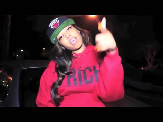 UOENO (Remix) Jewelz Jaylii - Female Rapper